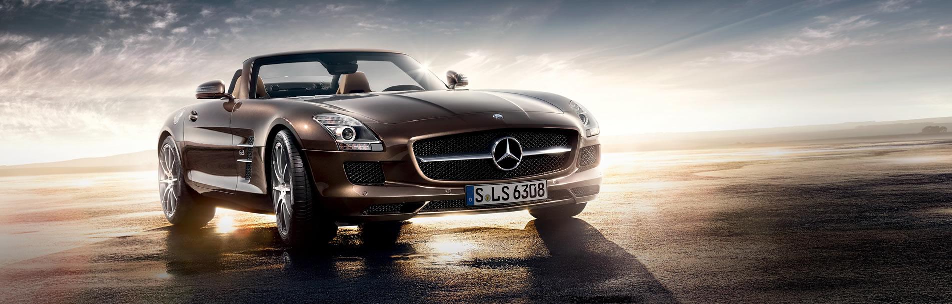 Mercedes-Classe-SLS-Cabrio